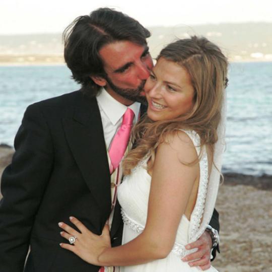 Romántica boda en Formentera