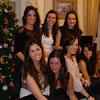 Risas y confesiones en la memorable cena previa a fin de año en casa de Carmen Amador