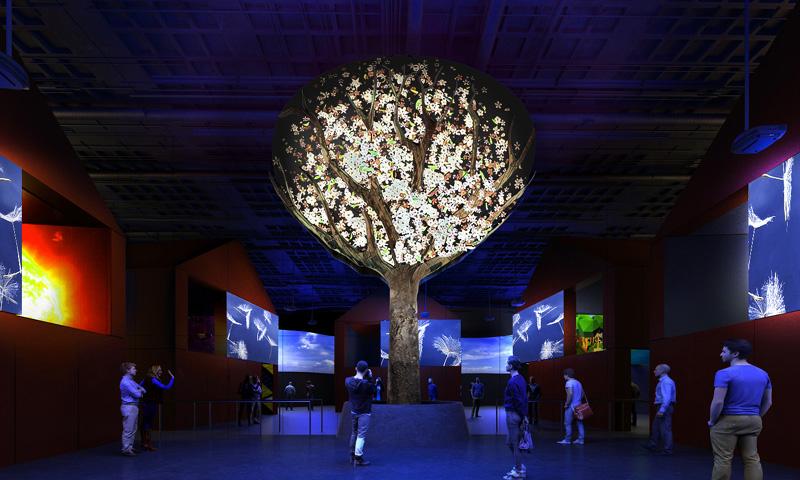 Bajo el lema 'Energía para el planeta', el rey Felipe VI inaugurará el Pabellón de España en Expo Astaná 2017