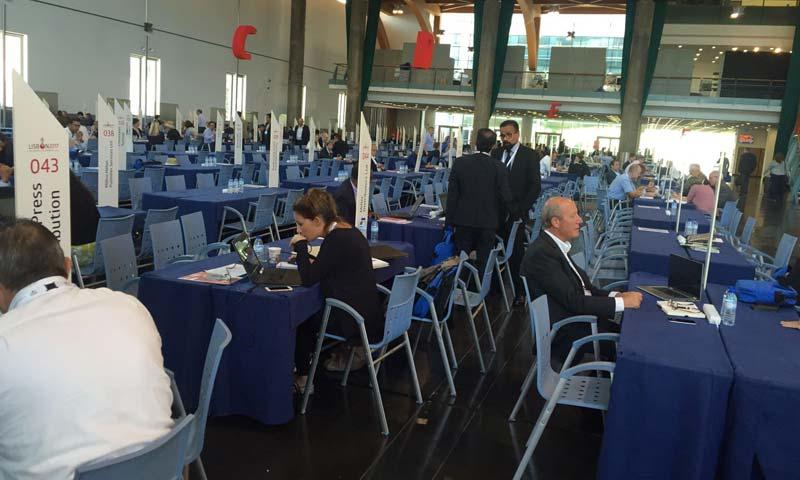 Gran presencia de ¡HOLA! en Distripress, el congreso anual de distribución de prensa