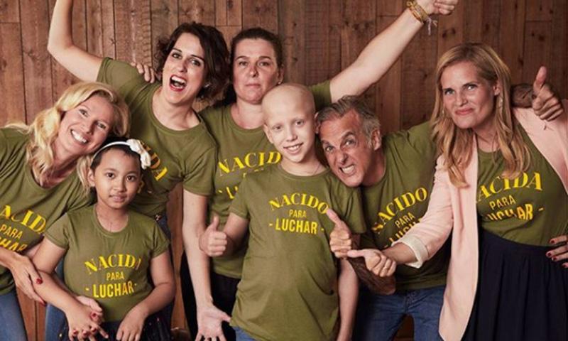 Fundación Aladina y el Club de Malasmadres, 'nacidos para luchar'… contra el cáncer