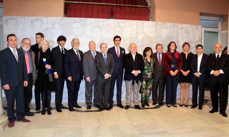 Miguel Ángel Perera rinde homenaje a la Generación del 27