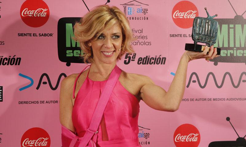 Eva Isanta y Blanca Portillo, premiadas en la 5ª edición de los Premios MiM