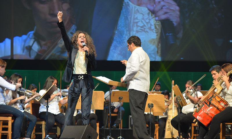 Rosario Flores presta su voz a una buena causa