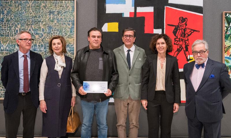 Los talentos galardonados con el Premio BMW de Pintura, al descubierto en una exposición