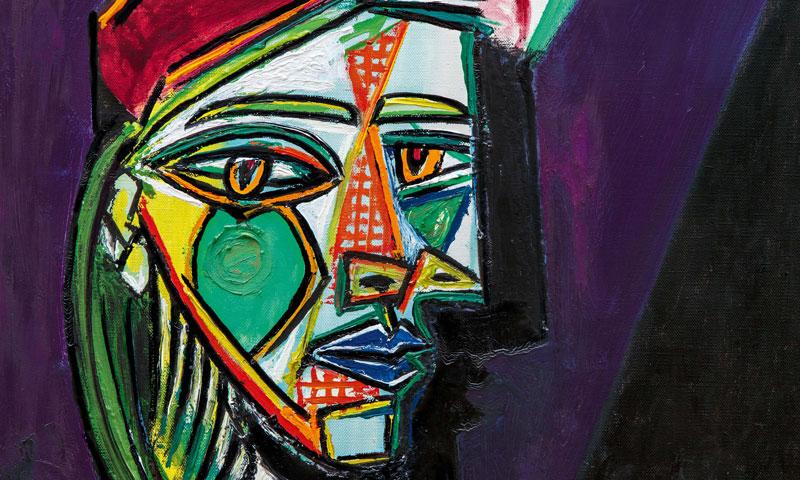 Sotheby's saca a subasta un retrato pintado por Picasso valorado en 61 millones de euros