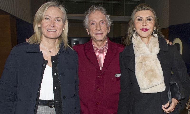Lorenzo Quinn y los Condes de Godó, entre los invitados a la presentación del documental de Carlos Martorell