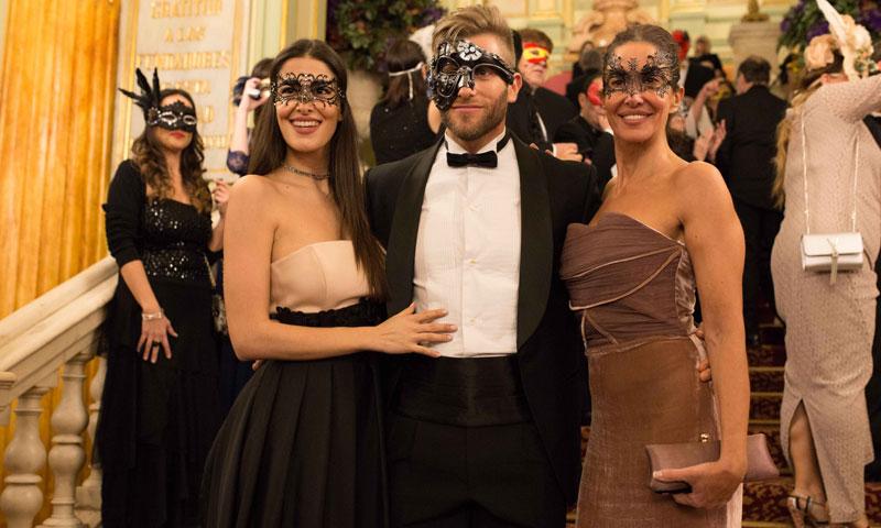El Círculo del Liceo de Barcelona celebra el Carnaval con un Gran Baile de Máscaras