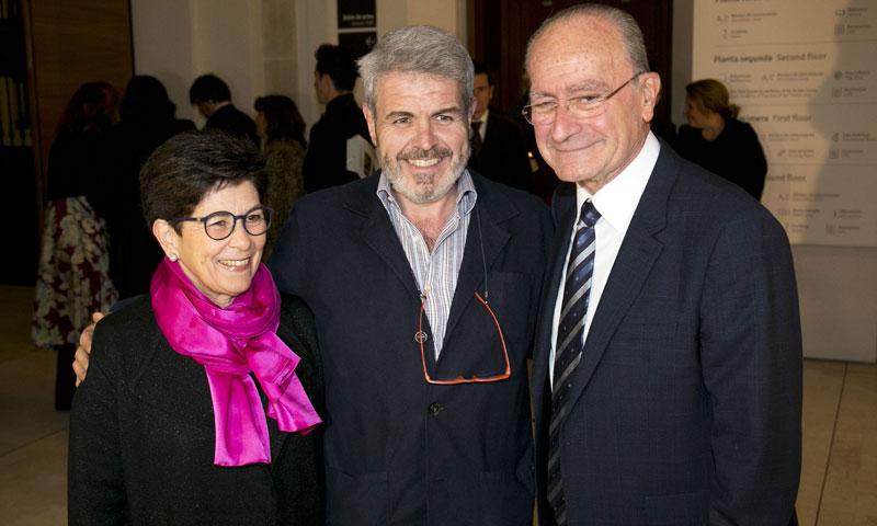 Los galardonados con las Medallas de Oro al Mérito en las Bellas Artes son homenajeados con una cena en Málaga