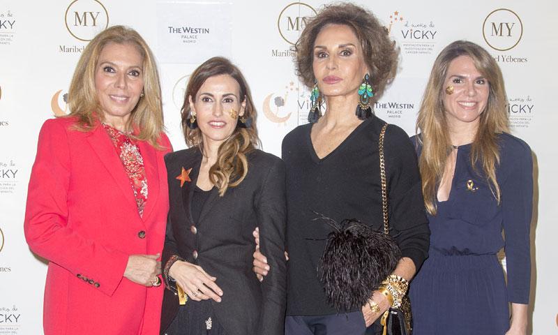 Maribel Yébenes y 'El Sueño de Vicky' lanzan la campaña 'Dream in gold' para luchar contra el cáncer infantil