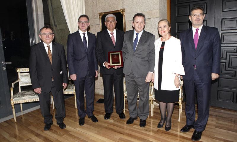 Javier Cremades, nombrado 'Jurista del año' por la Asociación Mundial de Juristas