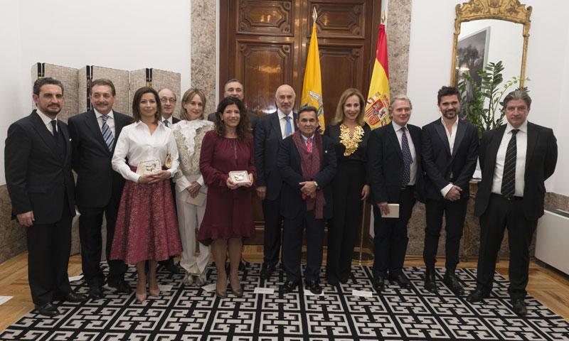 La embajada de Colombia en España premia el talento de los colombianos más destacados en nuestro país