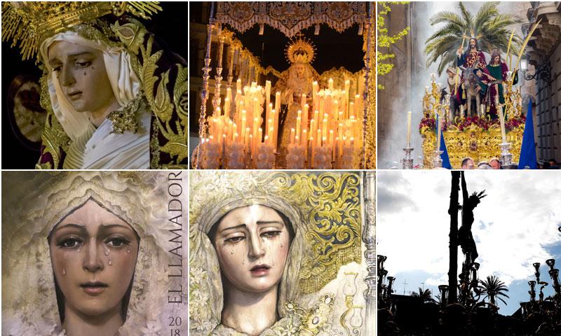 Vive la Semana Santa en Andalucía con ¡HOLA!