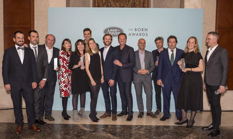 La Fundación Loewe y Alicia Koplowitz, premiadas de excepción en los Land Rover Born Awards