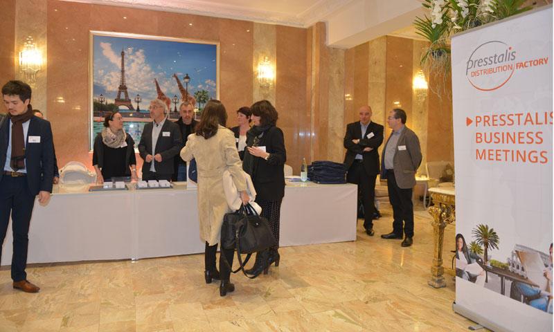 ¡HOLA! presente en la convención anual de editores y distribuidores que se ha celebrado en París