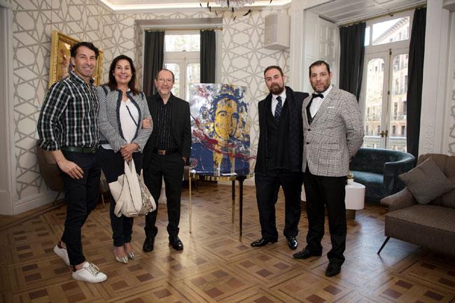Athina onassis de miranda vende piso en par s foto 3 for Piso urban galindo