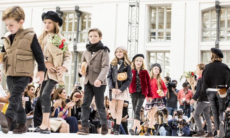 Vuelve la pasarela de moda de los más pequeños: 'The Petite Fashion Week'