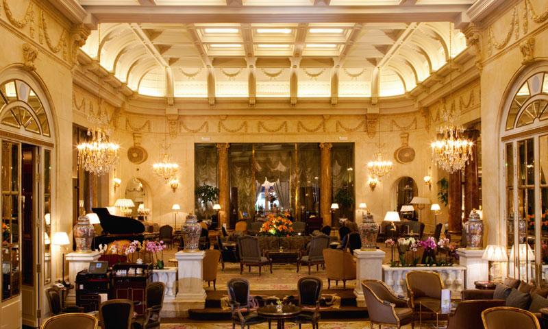 Los exclusivos muebles y objetos del Hotel Ritz salen a subasta
