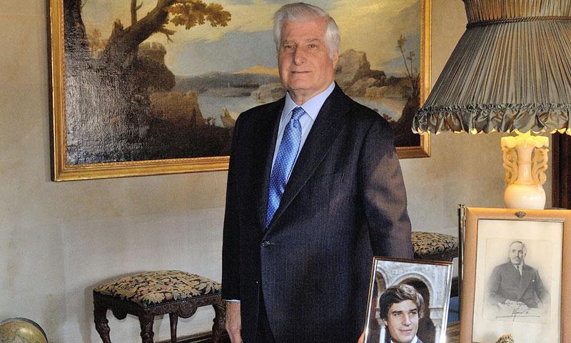 El Duque de Alba abre las puertas del Palacio de Monterrey al público