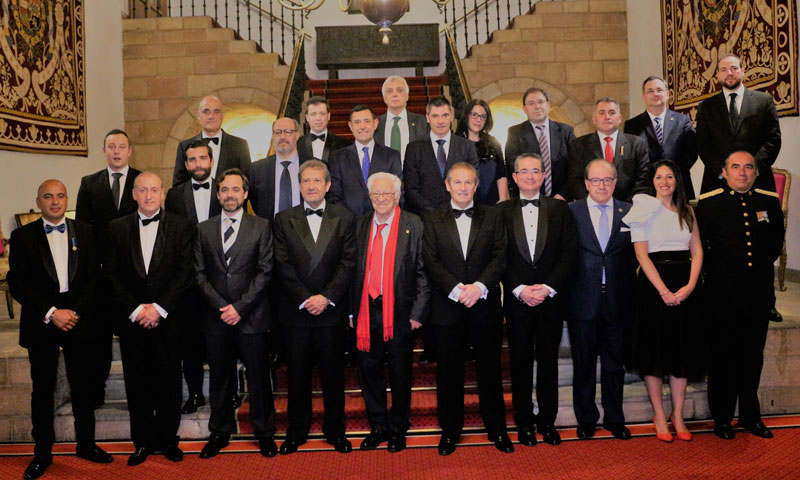 El Foro Europeo Cum Laude entrega sus 'Medallas de Oro'