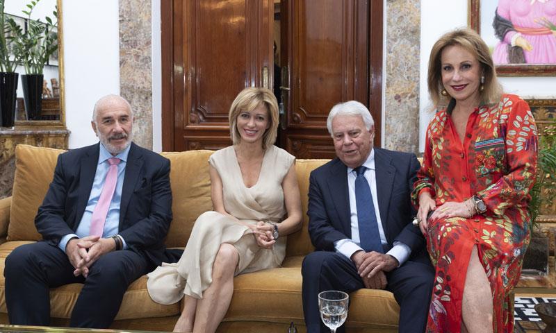 La Embajada de Colombia en España abre sus puertas para acoger una subasta benéfica