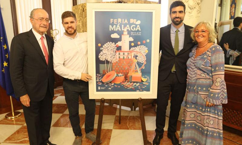 Disfruta de la Feria de Málaga con ¡HOLA!