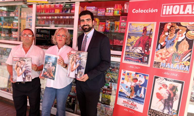 Vive la Feria de Málaga con ¡HOLA!
