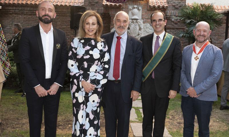 La Embajada de Colombia en España celebra su Día Nacional con una gran fiesta