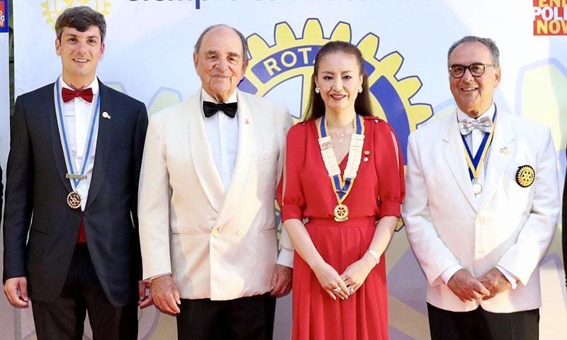 El Rotary Club de Marbella celebra su 33ª gala benéfica