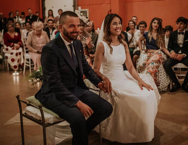 Boda Naiara Gipsy : Naiara y alejandro una boda entre viñedos
