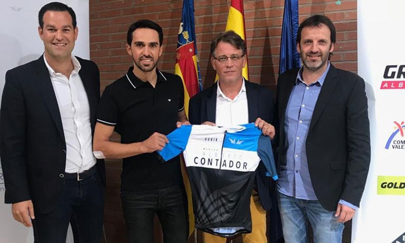 Llega la octava edición de la 'Marcha Alberto Contador'