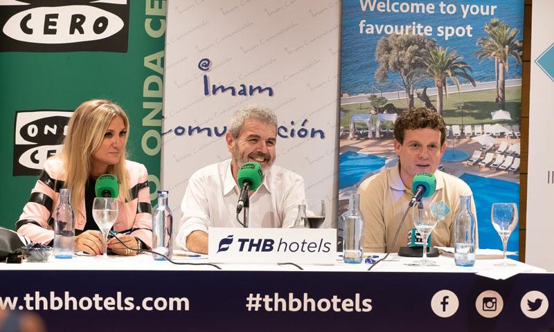 Lorenzo Caprile presenta su nuevo libro en Ibiza