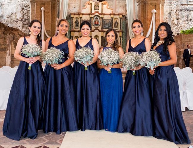 Vestidos para damas de honor guatemala