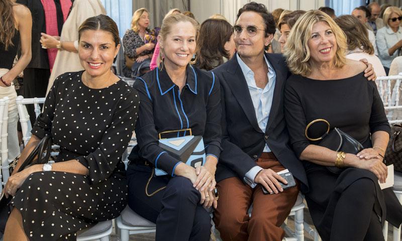Tot-Hom presenta su nueva colección con un 'front-row' de lujo