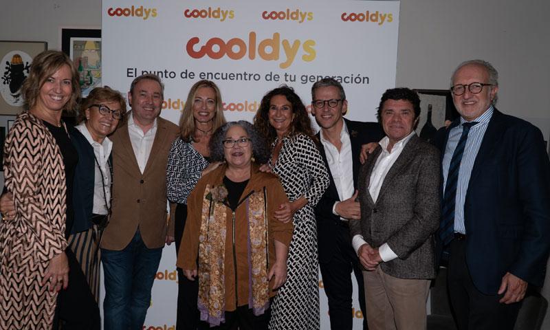 Los 'Cooldys' se reúnen, por primera vez, en Barcelona
