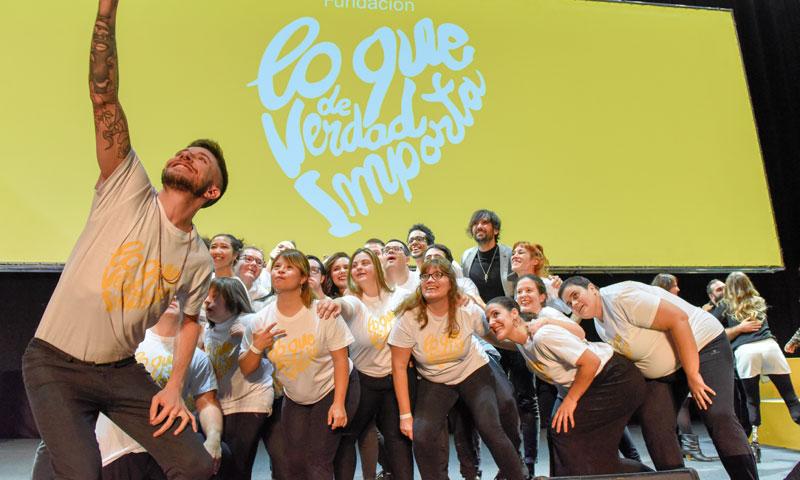 La fundación 'Lo que de verdad importa' celebra su 12º aniversario con un inspirador congreso