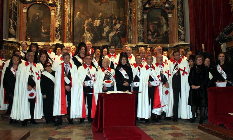 Resultado de imagen de capitulo nobles caballeros de isabel la católica