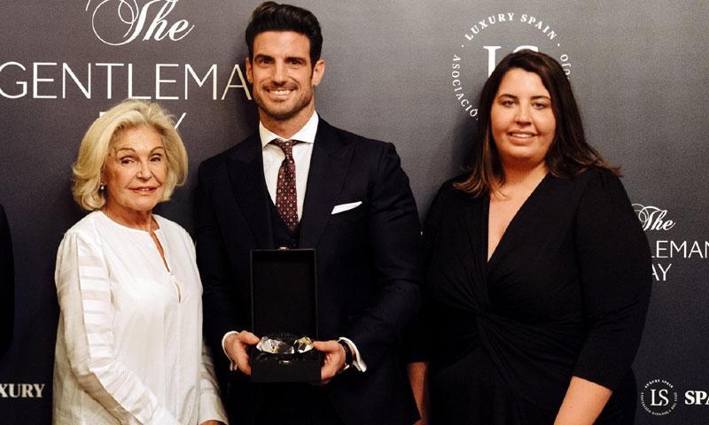 Aitor Ocio, elegido 'Caballero del Año' por la Asociación Española del Lujo