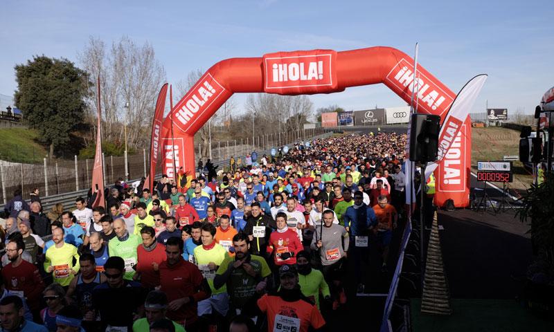 La carrera Jarama María de Villota bate récord de participantes en su 5ª edición