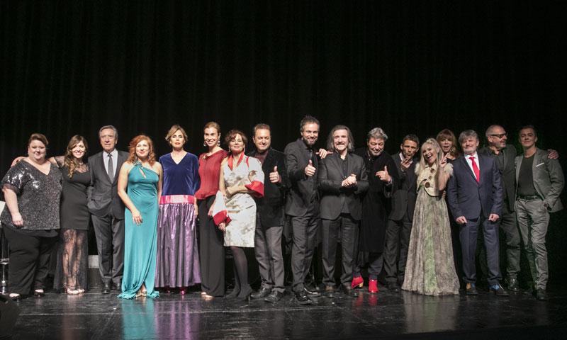La gala 'MadKids in art fashion night', todo un éxito de solidaridad y convocatoria