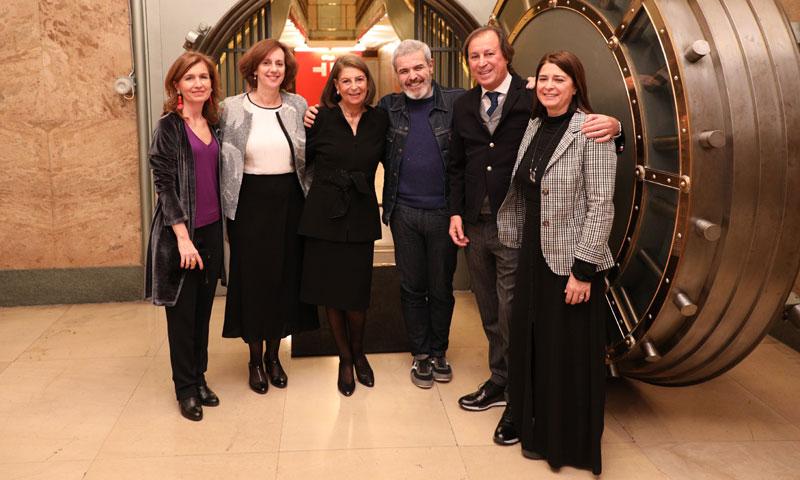Lorenzo Caprile rinde homenaje a la diseñadora catalana Carmen Mir