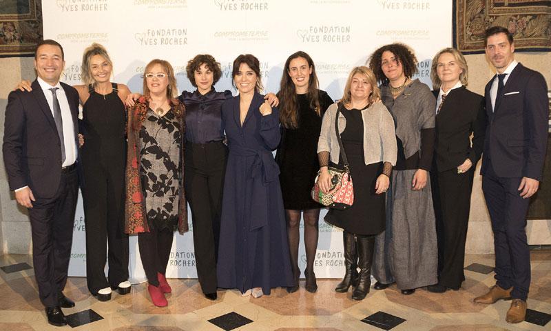La fundación Yves Rocher entrega sus 'Premios Tierra de Mujeres'