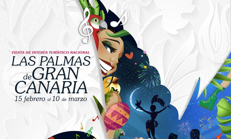 Disfruta con ¡HOLA! los carnavales de las Palmas de Gran Canaria