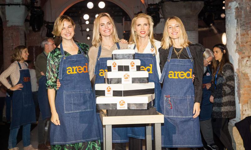 Judit Mascó se sube a la pasarela más solidaria de la '080 Barcelona Fashion'