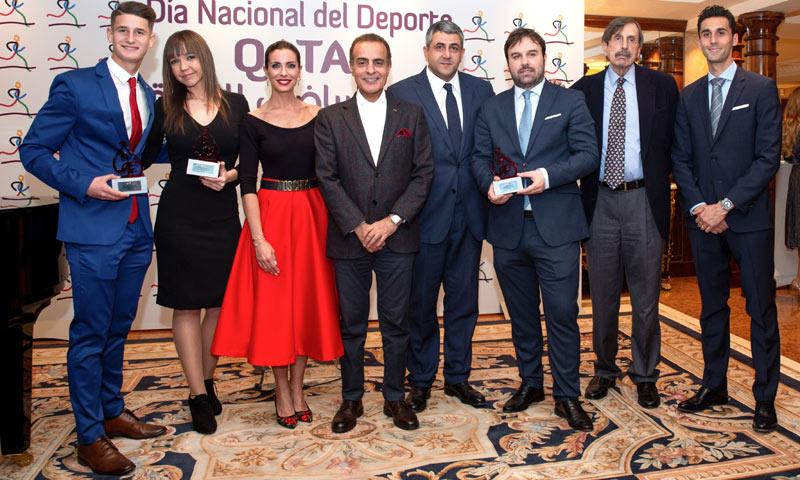 La embajada de Qatar en España conmemora su Día Nacional del Deporte