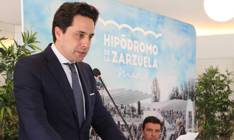 El Hipódromo de la Zarzuela inaugura temporada con una amplia propuesta deportiva y lúdica