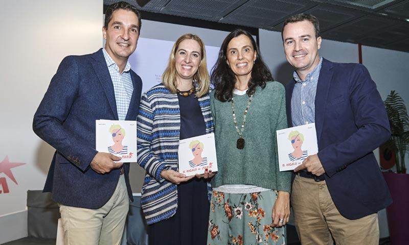 El cuento 'El regalo de María', todo un éxito de ventas y solidaridad