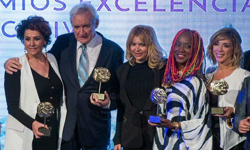 Isabel Gemio, Christian Gálvez y Luis del Olmo, entre los ganadores de los 'Premios Radio Televisón'