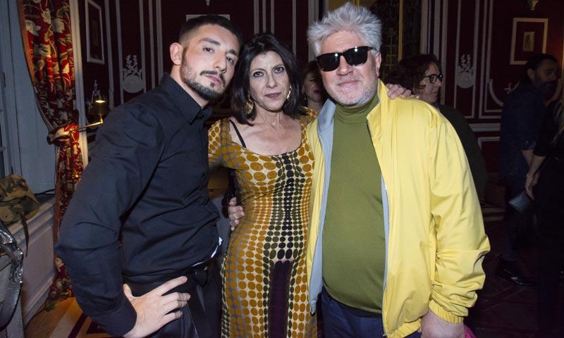 La gran fiesta que ha reunido a Pedro Almodóvar y numerosos actores en Madrid