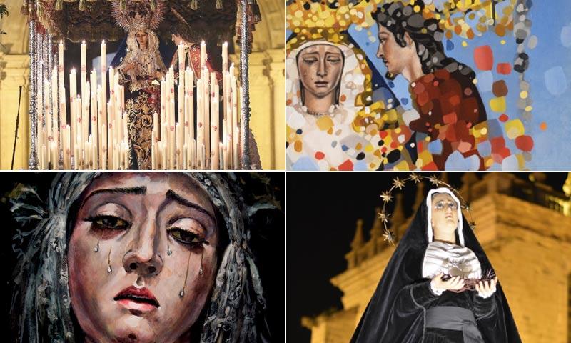 Disfruta con ¡HOLA! de la Semana Santa en Andalucía